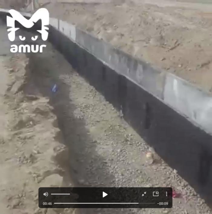 В Амурской области жители села держат оборону от благоустроителей